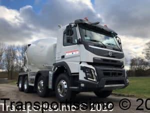 Volvo Trucks solidaire
